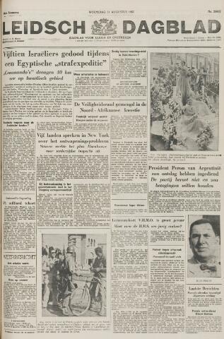Leidsch Dagblad 1955-08-31