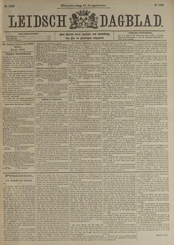 Leidsch Dagblad 1896-08-06