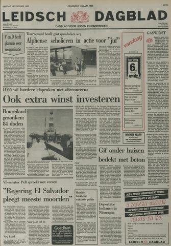 Leidsch Dagblad 1982-02-16