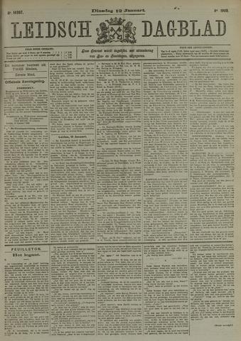 Leidsch Dagblad 1909-01-12