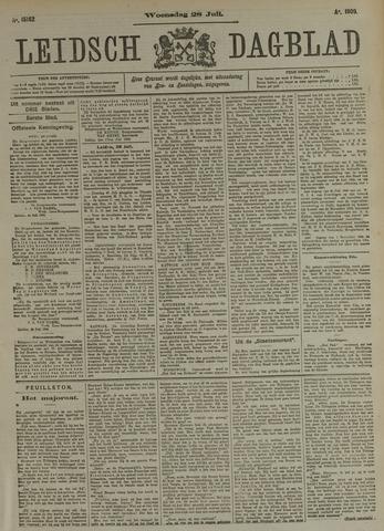 Leidsch Dagblad 1909-07-28