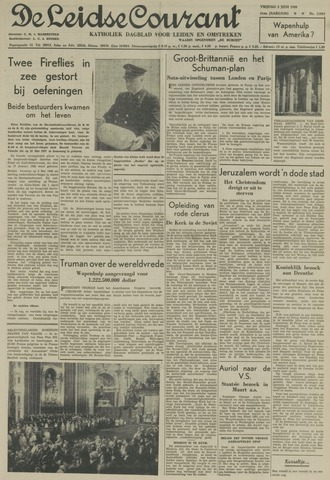 Leidse Courant 1950-06-02