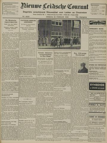 Nieuwe Leidsche Courant 1939-02-14