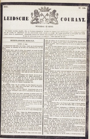 Leydse Courant 1877-06-12