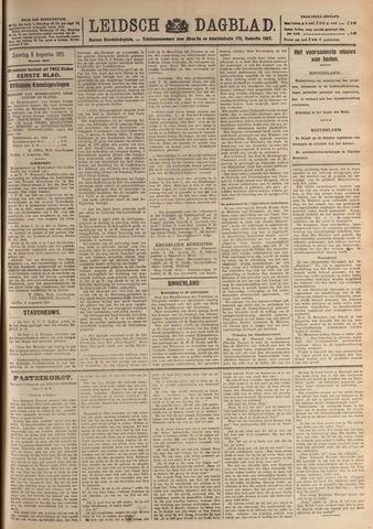 Leidsch Dagblad 1921-08-06