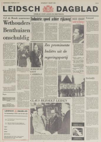 Leidsch Dagblad 1977-02-02