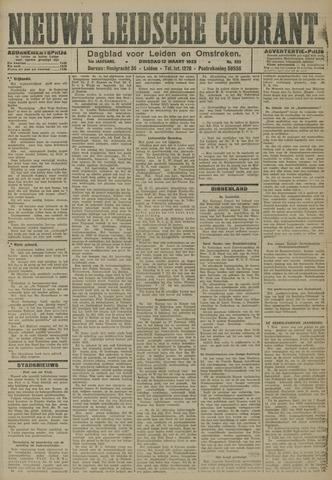 Nieuwe Leidsche Courant 1923-03-13