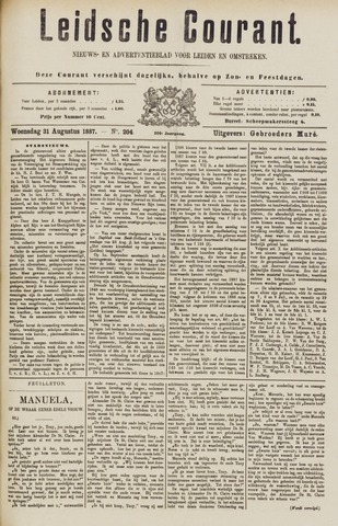 Leydse Courant 1887-08-31