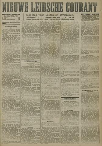 Nieuwe Leidsche Courant 1923-06-08