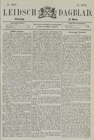Leidsch Dagblad 1875-03-24