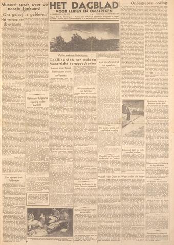 Dagblad voor Leiden en Omstreken 1944-09-11