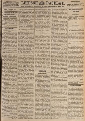 Leidsch Dagblad 1921-11-08