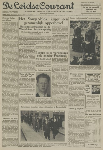 Leidse Courant 1955-03-22