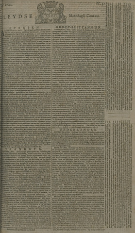 Leydse Courant 1744-05-11