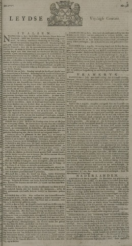 Leydse Courant 1727-08-15