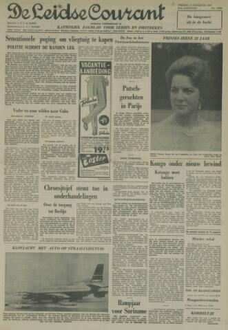 Leidse Courant 1961-08-04