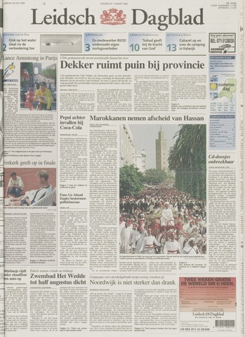 Leidsch Dagblad 1999-07-26