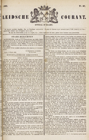 Leydse Courant 1883-03-20