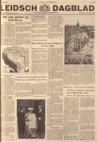Leidsch Dagblad 1949-09-02