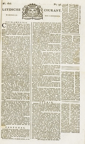 Leydse Courant 1826-12-06