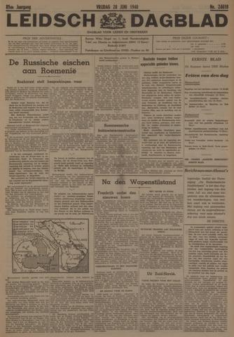 Leidsch Dagblad 1940-06-28