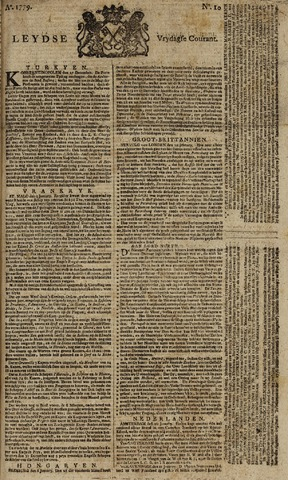 Leydse Courant 1779-01-22