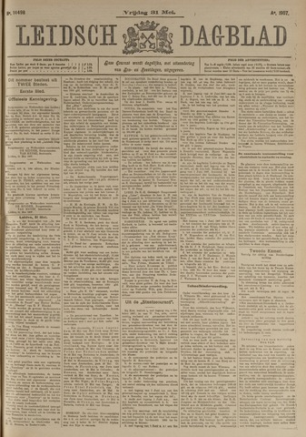 Leidsch Dagblad 1907-05-31