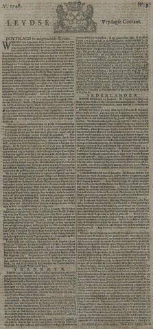 Leydse Courant 1748-01-19