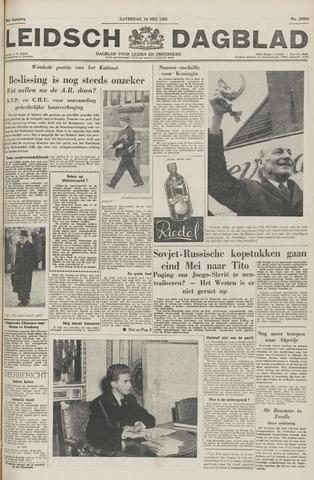 Leidsch Dagblad 1955-05-14