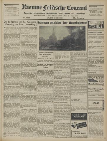 Nieuwe Leidsche Courant 1939-05-12