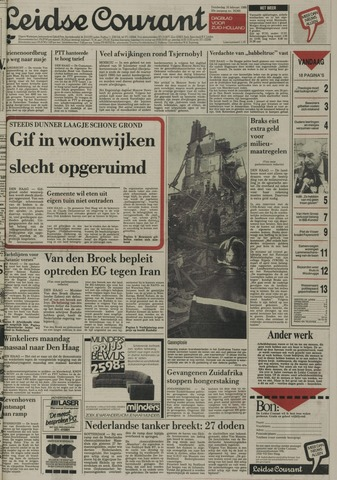 Leidse Courant 1989-02-16