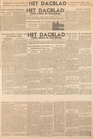 Dagblad voor Leiden en Omstreken 1944-11-01