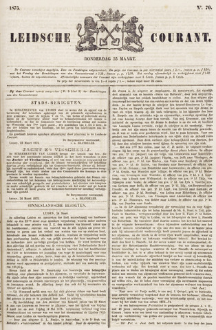 Leydse Courant 1875-03-25