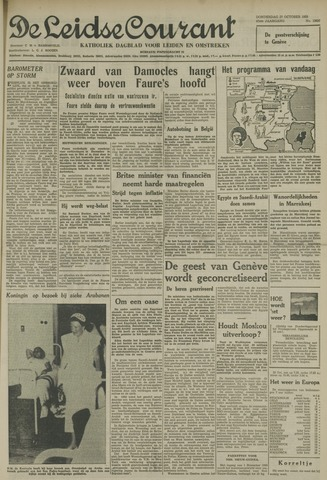 Leidse Courant 1955-10-27