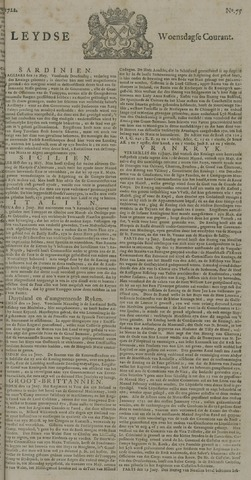 Leydse Courant 1722-06-24