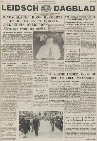 Leidsch Dagblad 1956-04-19