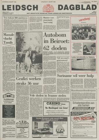 Leidsch Dagblad 1985-03-09