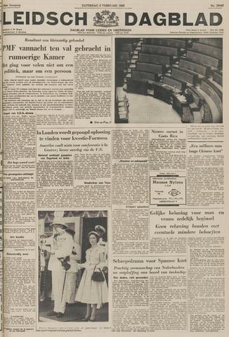 Leidsch Dagblad 1955-02-05
