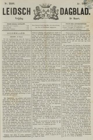 Leidsch Dagblad 1868-03-20