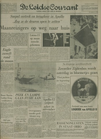 Leidse Courant 1969-07-22