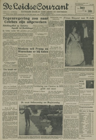 Leidse Courant 1958-04-28