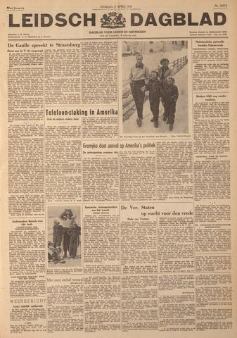Leidsch Dagblad 1947-04-08