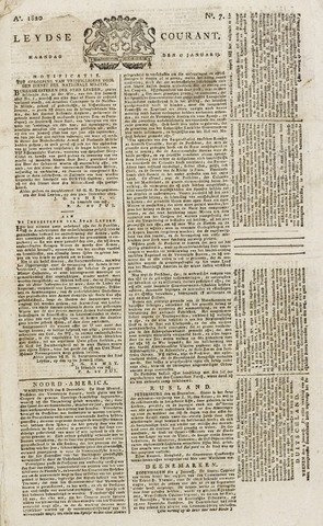 Leydse Courant 1820-01-17