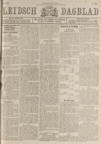 Leidsch Dagblad 1916-05-09