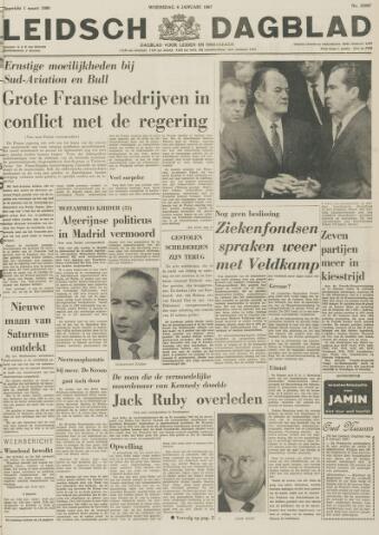 Leidsch Dagblad 1967-01-04