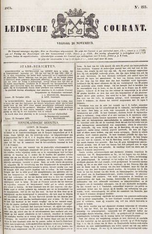 Leydse Courant 1875-11-26