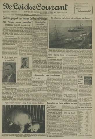 Leidse Courant 1959-01-17