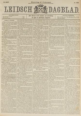 Leidsch Dagblad 1894-02-17