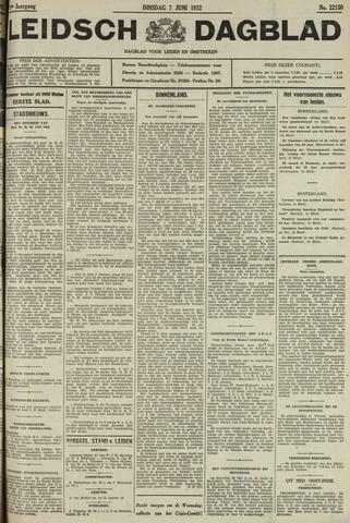Leidsch Dagblad 1932-06-07