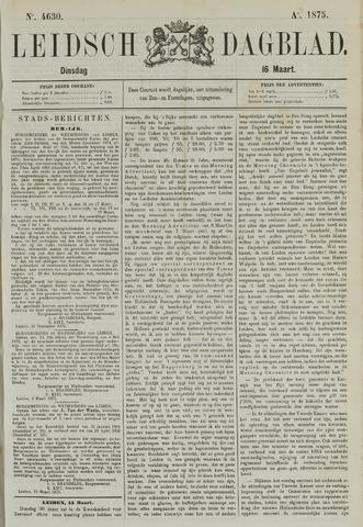 Leidsch Dagblad 1875-03-16